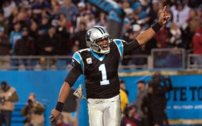 Throwback Theater: Cam Newton Runs Circles Around The Pats in 2013
