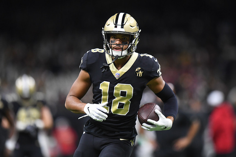 Panthers Adding Another Former Saint At Wide Receiver