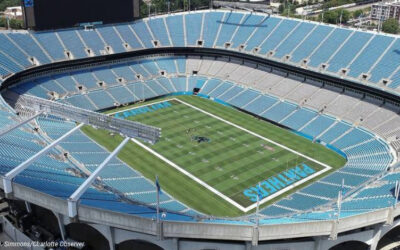 Panthers Will Play Week 1 Contest vs. Raiders Without Fans