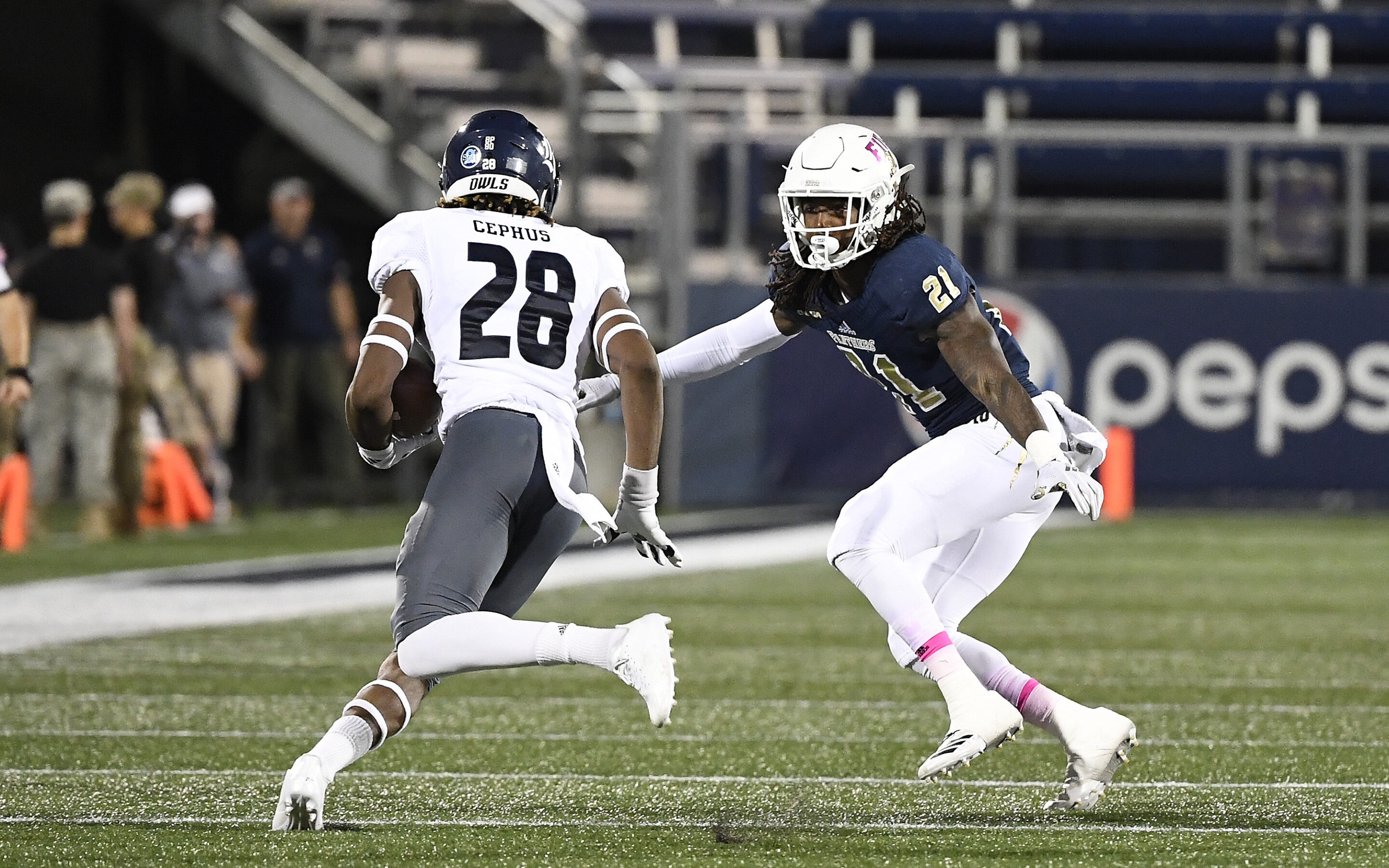Panthers Finish NFL Draft 7-For-7 On Defense With FIU Cornerback Stan Thomas-Oliver