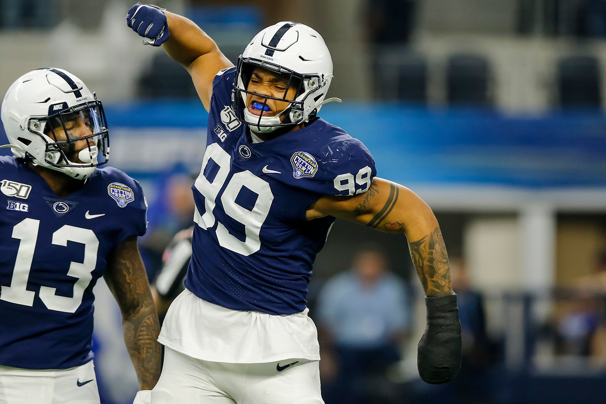Yetur Gross-Matos Using His Past To Climb The Hill To His Future