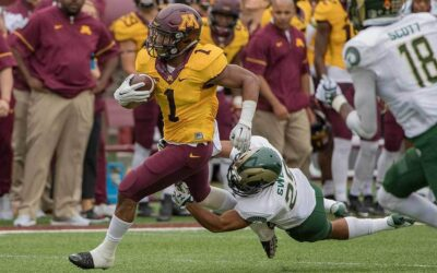 Running Back Rodney Smith Has An Opportunity – Can He Seize It?