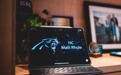 How Matt Rhule is Navigating This Rocky Offseason