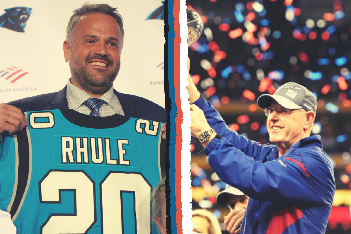 Earning the Right to Win: What Matt Rhule Can Learn From Mentor Tom Coughlin