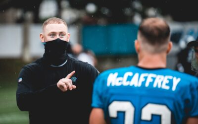 Dispatches From Panthers Training Camp: McCaffrey Still Unstoppable