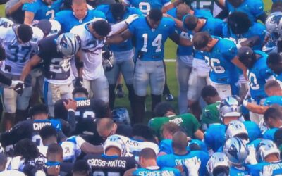 Panthers Players Planning More Meaningful Protest For Jacob Blake Shooting