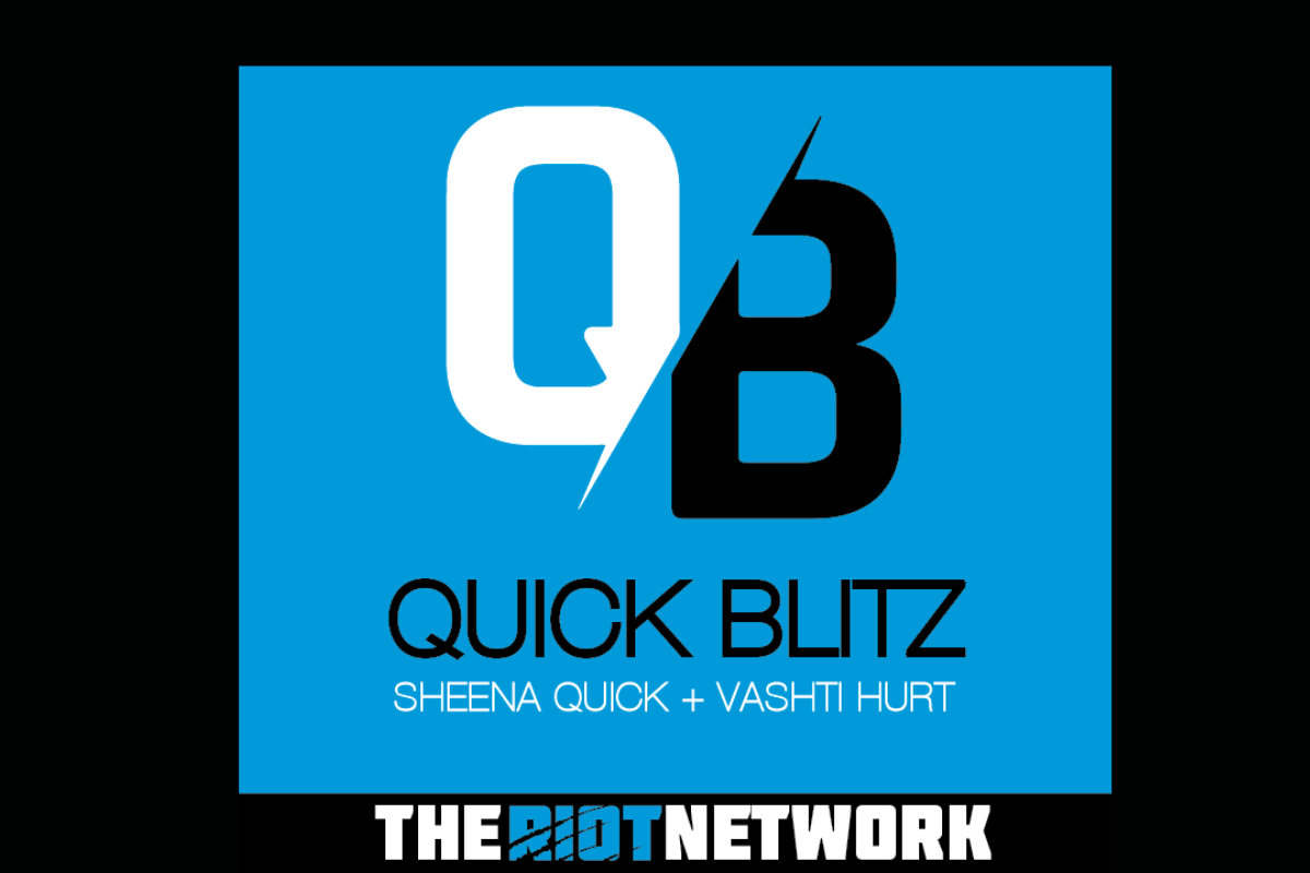 Quick Blitz Episode 3: Green Means Go, Red Means Stop