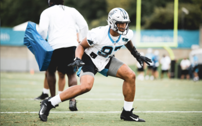 Yetur Gross-Matos Ready To Contribute On Young Panthers Defense