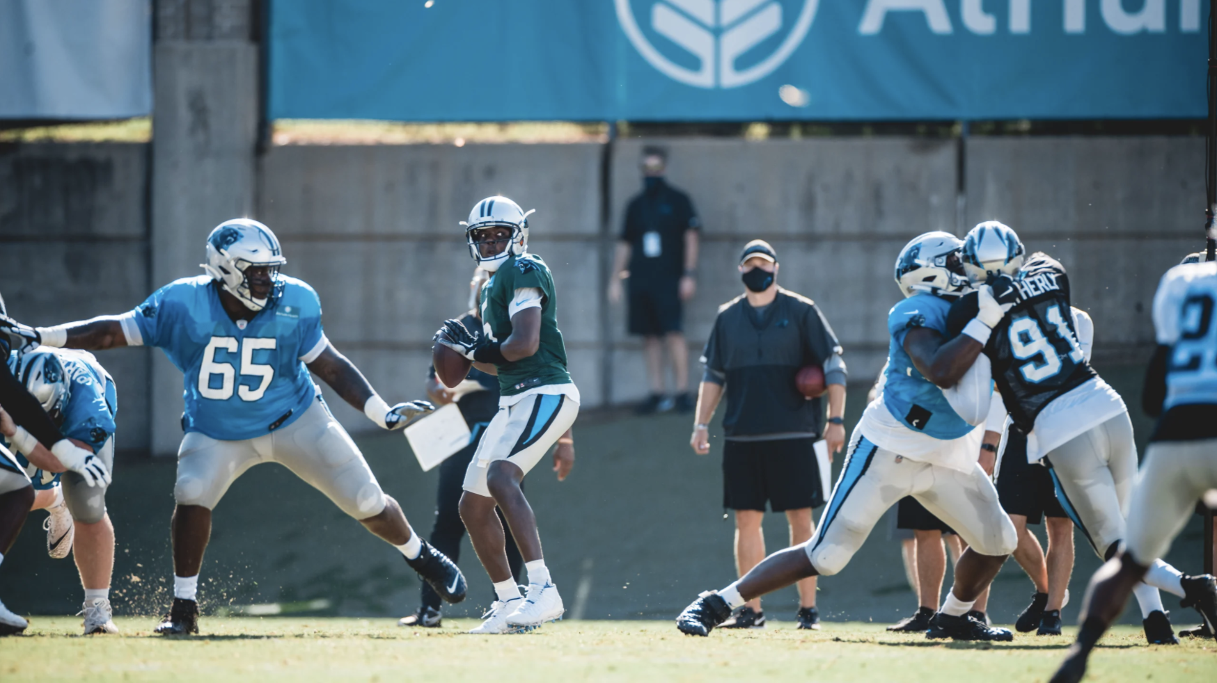 Pretty Boy Football: As Fast As They Are, Panthers Need To Toughen Up