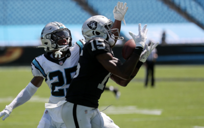 Growing Pains For Panthers Young Secondary In Week 1 Loss