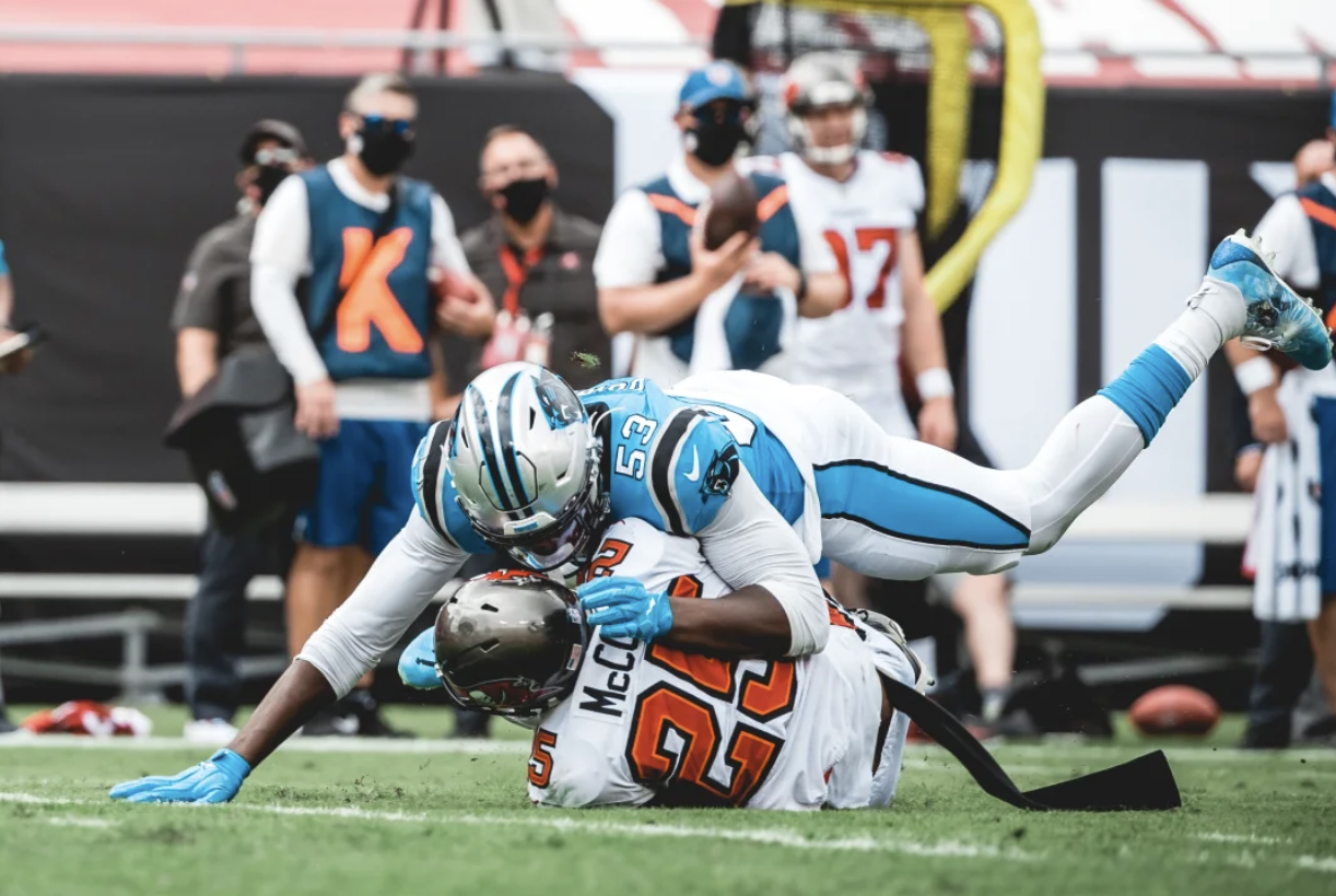 Film Room: Brian Burns' Growth As A Pass Rusher