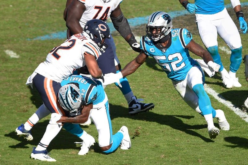 Get To Know Panthers Safety Sam Franklin