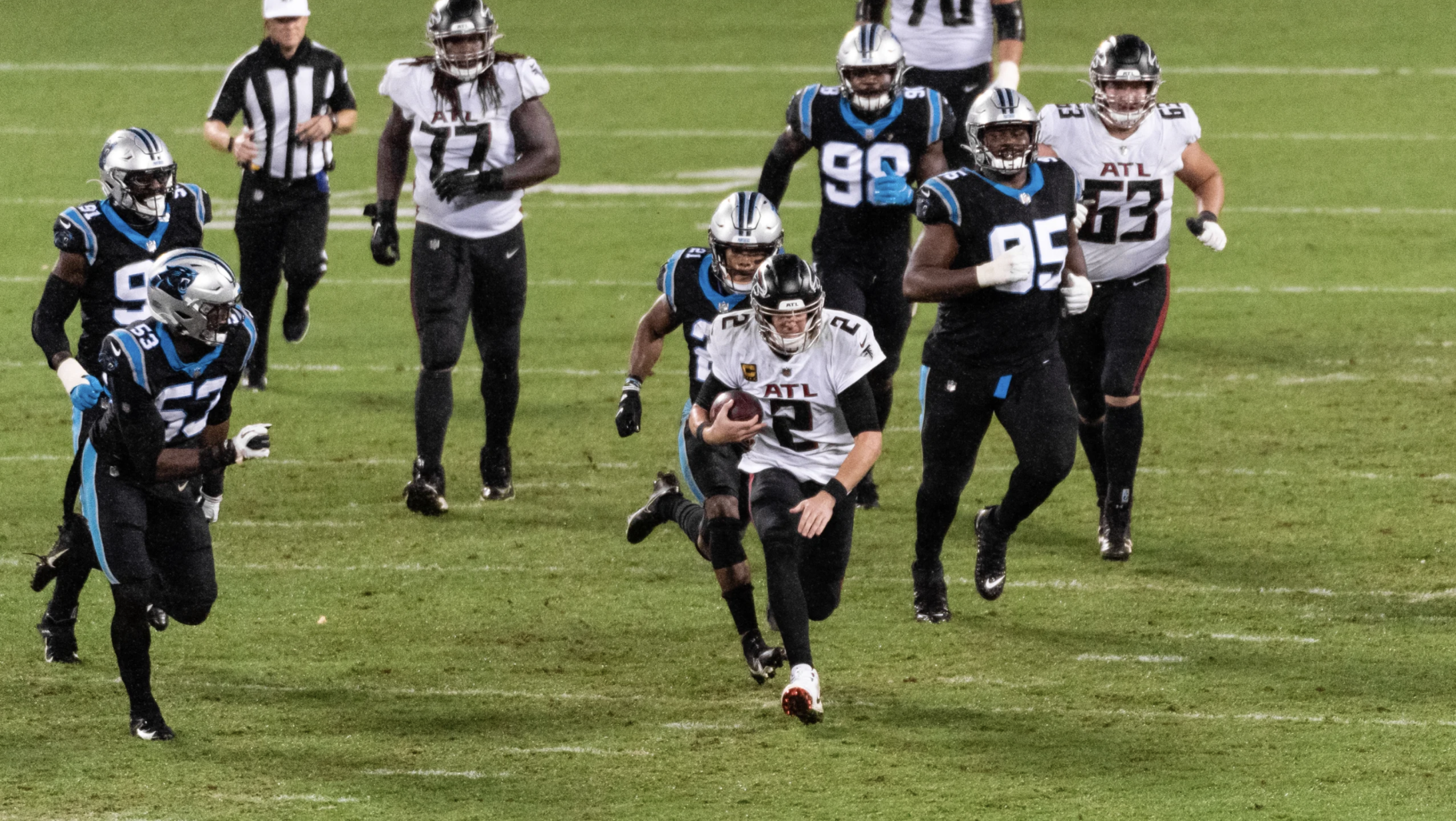 With Unforced Errors and Mental Mistakes, Panthers Clearly Still Rebuilding