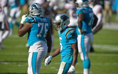 """Humbled"" Panthers Must Take Lessons From Week 6 Loss"
