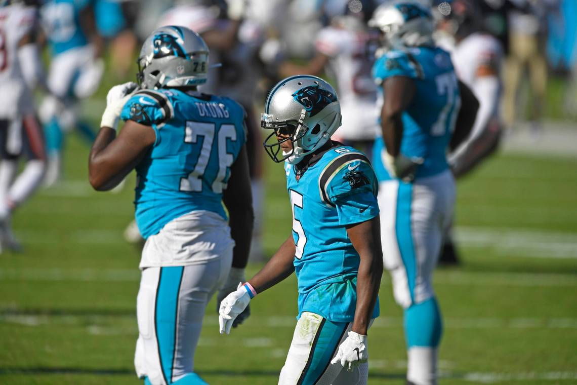 """""""Humbled"""" Panthers Must Take Lessons From Week 6 Loss"""