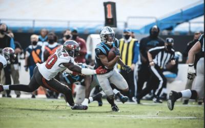 Anatomy Of A Touchdown: How Joe Brady Schemed DJ Moore To An Easy Touchdown