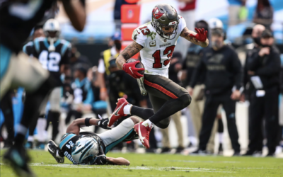 Man Vs. Zone: Panthers Can't Get Off The Field With Either Scheme