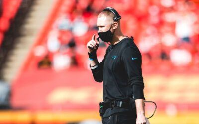 The Key Spot Where Joe Brady Is Letting The Panthers Down