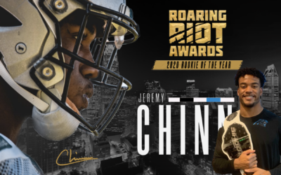 Jeremy Chinn Is Roaring Riot's 2020 Rookie Of The Year