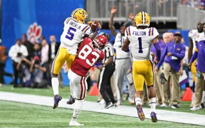 Can LSU's Kary Vincent Jr Be The Panthers' Replacement For Tre Boston?