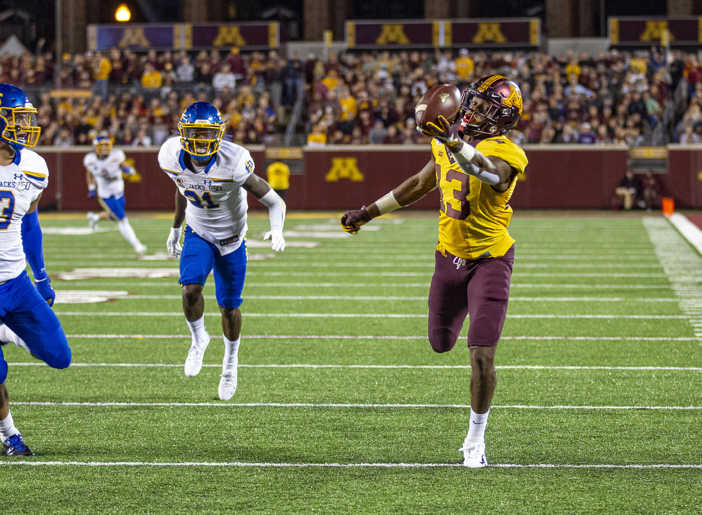 Five Receiver Prospects Panthers Fans Should Know