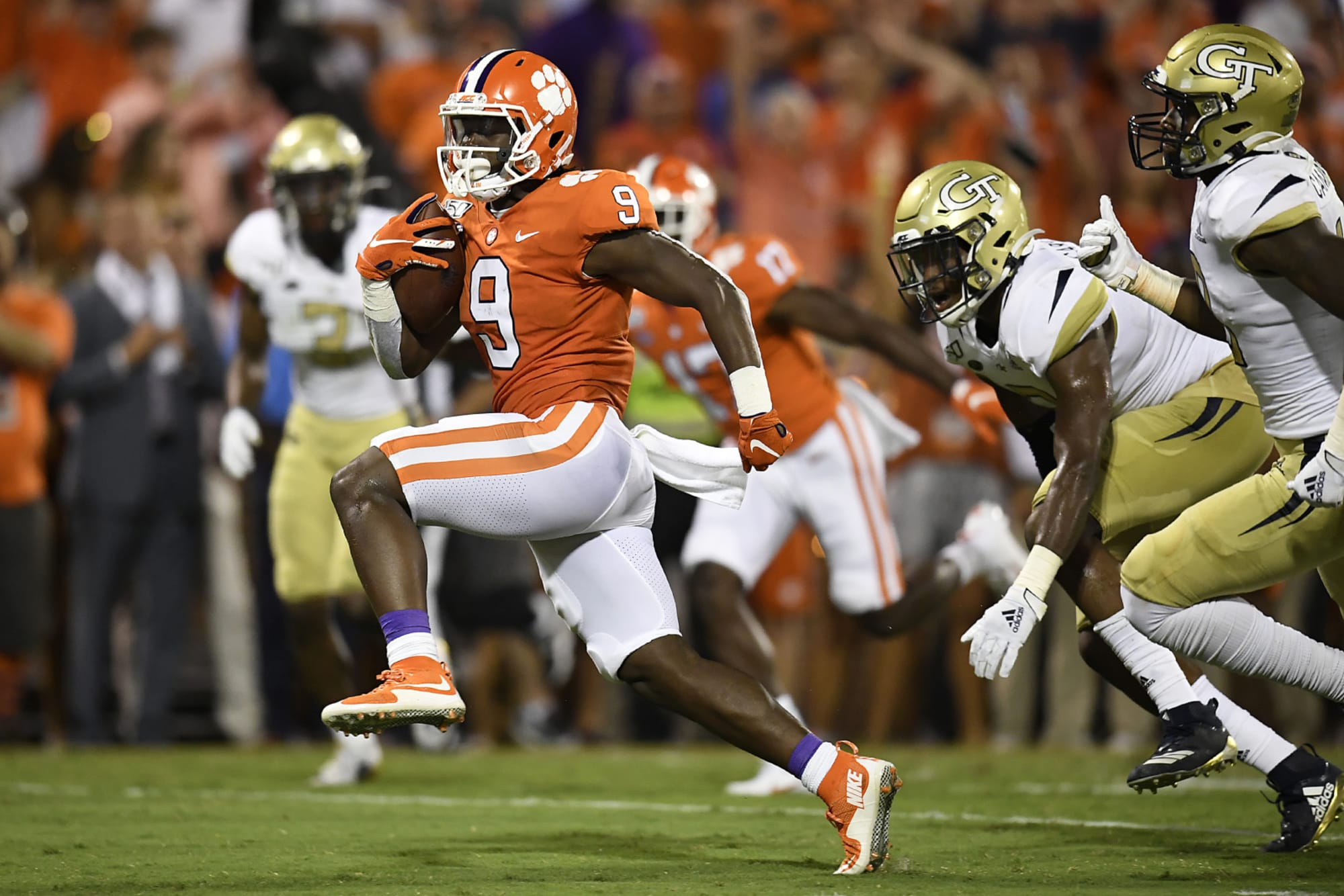 Five Running Back Prospects Panthers Fans Should Know