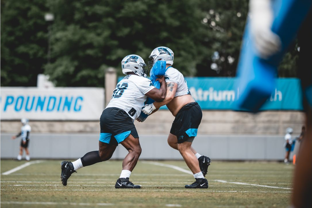 Film Room: Can David Moore Be The Panthers' Latest UDFA Success Story?