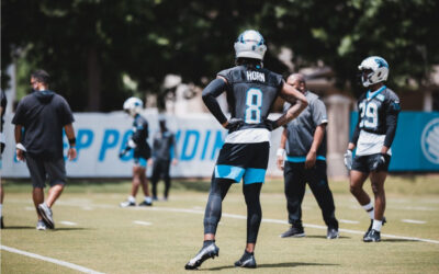 Beyond The Numbers: Panthers' Youth Focus Should Pay Dividends