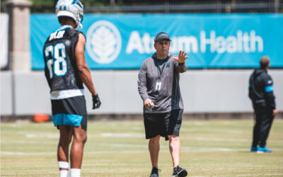 Panthers' Defense Continuing To Evolve Under Phil Snow