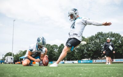 Smooth Operators: Panthers' Specialists Building Confidence As A Unit