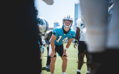 Notes And Observations From The Final Panthers Practice Before Training Camp
