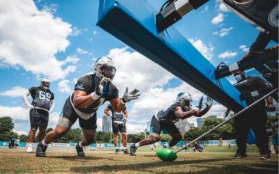 Phil Hoskins Bringing #MuddMade Mentality To The Carolina Panthers