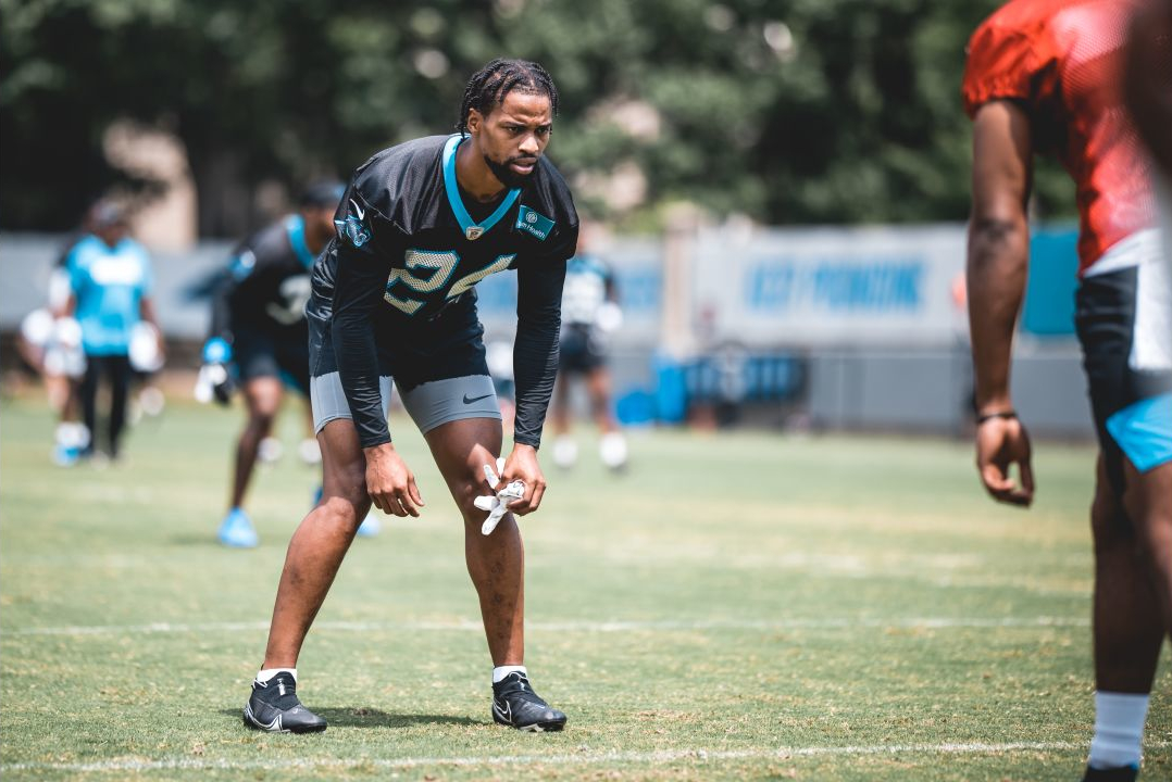 AJ Bouye Keen To Embrace New Role And New Position