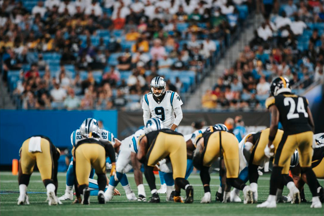 Ryan Santoso On Learning Under Graham Gano And His Path To Being The New Panthers Kicker