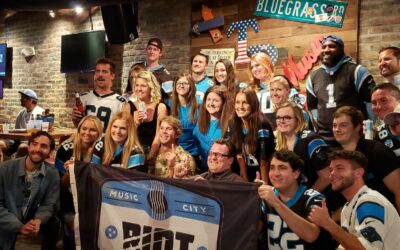 Happy Days Are Here: Panthers Are Making Football Fun Again
