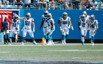 Five Keys To Success As Panthers Face Saints Looking To Go 2-0