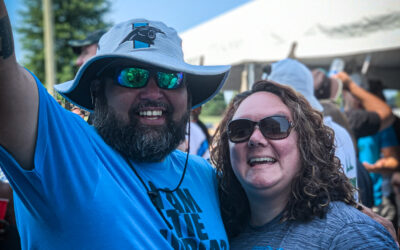 Roaring Riot Tailgate With A Purpose Week 1 Photo Gallery