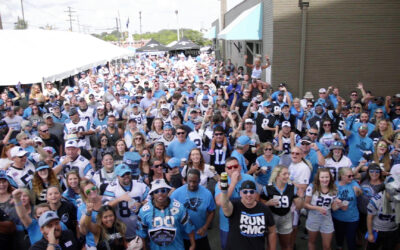 Roaring Riot Tailgate With A Purpose Week 2 Photo Gallery