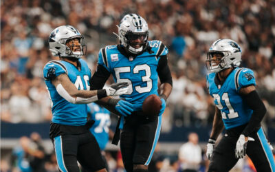 Five Key Areas For Panthers As They Face Eagles To Go 4-1
