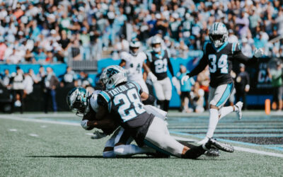 Keith Taylor Q&A: Panthers Rookie Cornerback Discusses Expanding Role and Learning From Stephon Gilmore