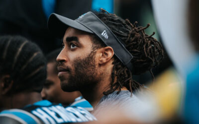 Panthers' Jason Simmons On New Defensive Scheme and Incorporating Recent Additions