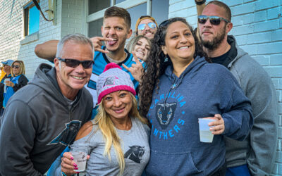 Roaring Riot Tailgate With A Purpose Week 6  Photo Gallery